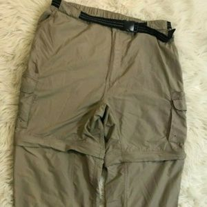 MAGELLAN Fish Gear Mens Mag Repel Convertible Pant